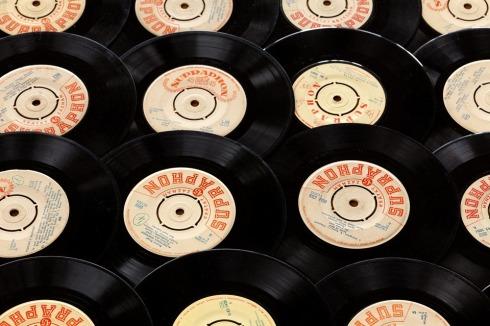Disco-record